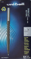 12 Uni-ball Blue 0.7MM Rollerball Pens 60103 - New in Box