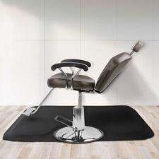 "1/2"" Anti Fatigue Black Hair Stylist Mat Beauty Equipment Salon Barber 3x5Ft"