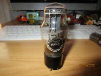6X5G TUNGSRAM 6X5 G ENGLAND BLACK PLATES TUBE RÖHRE LAMPE VALVULA = EZ35 MULLARD
