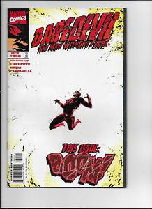 Daredevil  #380 Series Finale Last Issue Weeks & Campanella Marvel Comics 1998