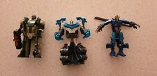 Hasbro Toy transformers robot car gobots lot of 3