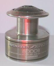 Bobine de moulinet débrayable Shimano Baitrunner Aero GTE 8000 B