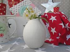 Vase Lucky weiß