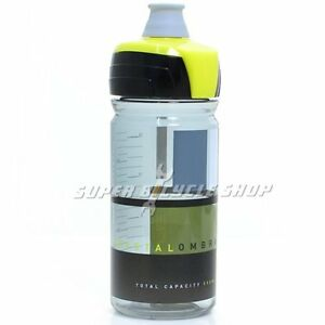 Elite Crystal Ombra Squeezable Water Bottle 550 ml , Clear x Yellow