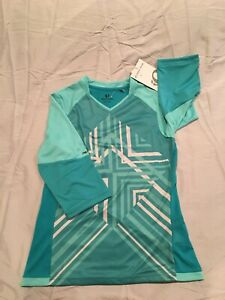 Women's Pearl Izumi Launch 3/4 Length Sleeve Jersey, Size L, NWT! $60.00!