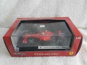Hot wheels Mattel Racing 1/43  2009 Ferrari F60 Felipe Massa P9964 SEALED BOX