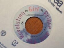 "CANADA 7"" WB/PAISLEY PARK 45 RECORD/PRINCE/ AMERICA/ GIRL/ NR MINT VINYL"