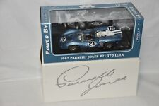 GMP 1:18 Lola T70 Spyder 1967 Parnelli Jones #21 Can Am Racing (12006P) - NEW!