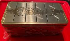 YuGiOh 2019 MEGA TIN GOLD SARCOPHAGUS TIN English Factory Sealed NEW Unopened