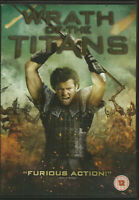 Wrath of the Titans (DVD) [2012]  sealed