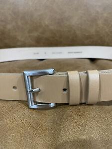 Country Road Belt Size S - Leather Hip Fit Belt Bracken- Camel - Worn Once