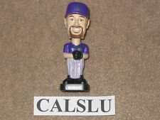 "2002 LUIS GONZALEZ ☆RARE☆ ARIZONA DIAMONDBACKS ☆POST CEREAL☆ 3"" MINI BOBBLE HEAD"