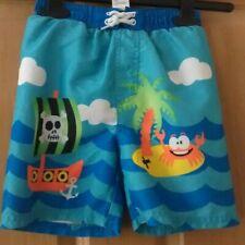 Playshoes Baby-Boys UV Sun Protection Swim Diaper Pirate Island Swim Nappy