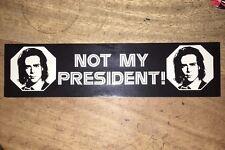 Battlestar Galactica Gaius Baltar Not My President Sticker Sdcc Promo Rare Sale