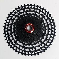 BOLANY XX1 11 Speed 11-50T MTB mountain Bike Freewheel flywheel Cassette-Black