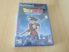 PS2 Dragon Ball Z: Budokai New & Factory Sealed pal version