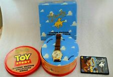 Disney's Toy Story Woody Fossil Watch L1412
