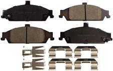 Disc Brake Pad Set-ProSolution Ceramic Brake Pads Front Monroe GX752