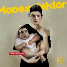 MODESELEKTOR - HAPPY BIRTHDAY!  CD NEU