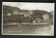 Posted 1926: View of Panorama Hills, Barmouth