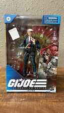 Custom GI Joe Classified Zartan in disguise as Trump.