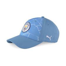 Puma Manchester City FtblCore Fan Sport Football Summer Cap - Sky Blue