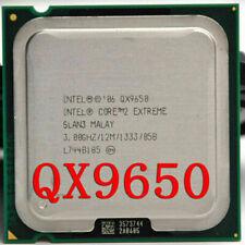 Intel Core 2 Extreme QX6700 QX6800 QX6850 QX9650 4 core LGA 775/Socket T CPU