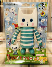 "NEKONOKO + CAT CARP 7"" VINYL FIGURE TOY2R 2006 GALLE COLLE 004. PERFECT IN BOX"