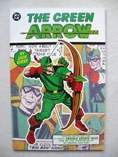 THE GREEN ARROW ONE SHOT VO NEUF/ NEAR MINT/ MINT