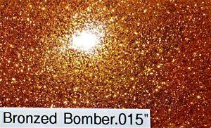 Rossco's Aluminium Old School Hot Rod Flake   Bronzed Bomber  Fine Medium Coarse