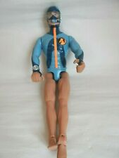 Vintage Original Action Man Figure by Hasbro 2001 C-031A Diver