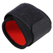 New Black Sports Hand Wrist Elastic Brace Support Wrap Strap Band One Size FI
