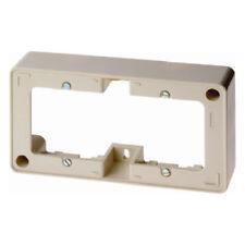Berker AP-Rahmen 2-fach Creme MODUL 2 ARSYS 10300002 Aufputz-Gehäuse Weiss