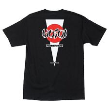 Hosoi Skates Christian Hosoi Hammerhead Skateboard T Shirt Black Xl