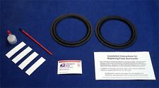 "Boston Acoustics 8"" / A60 Speaker Foam Surround Repair Kit / A-60 Woofer Refoam"