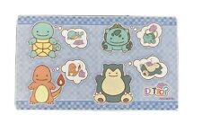 Pokemon Center Ditto Playmat - Squirtle, Bulbasaur, Charmander, & Snorlax (2018)