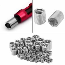 Thread Repair Kits Stainless Steel Wire Screw Sleeve M3 M4 M5 M6 M8 M10 M12 60pc