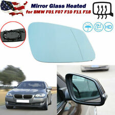 Heated Mirror Glass Passenger Side Right For BMW 5 6 7-Series 528i 535i 550i
