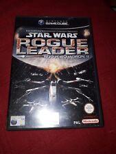 Star Wars Rogue Leader: Rogue Squadron II (Nintendo GameCube, 2002)