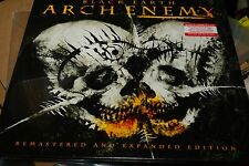 ARCH ENEMY BLACK EARTH DOUBLE VINYL LP SEALED NEW EU EDITION 12' ANALOG METAL