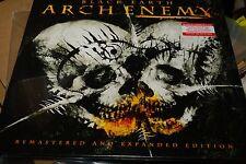 ARCH ENEMY BLACK EARTH DOUBLE VINYL LP SEALED NEW EU EDITION 12' ANALOG METAL