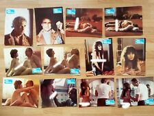 Marlon Brando LAST TANGO IN PARIS - 22 rare German lobby cards 1972 BERTOLUCCI