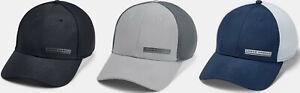 Under Armour Men's UA Train Spacer Mesh Cap Stretch Flex Fit Cap Hat