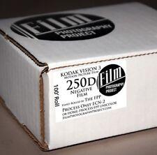 fpp Kodak Vision 3 - 250D 35mm x 100 feet (30.5m)
