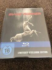 Blade Runner Steelbook Final Cut Blu-Ray Steelbook German Unicorn Edition