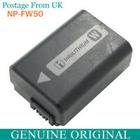 Sony NP-FW50 Battery For Sony NEX3 NEX-5 NEX-3 A55 A33 BC-VW1 Charger