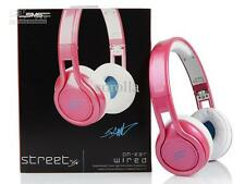 Genuine SMS Audio Street On-Ear Cuffie Rosa