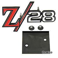 """""""Z/28"""" Z-28 Z28 Grille Emblem"""