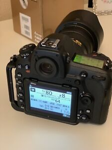 Nikon D850 45.7 MP Digital SLR Camera - Black (Body with AF-S 24-70mm F/2.8)