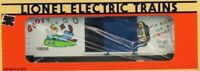 Lionel O Gauge Goofy Hi-Cube #19256 #19256 Box Car Boxcar #6-19256U